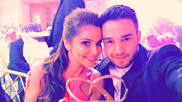 So proud of her tonight such a special award #GlobalGiftGala via @Real_Liam_Payne
