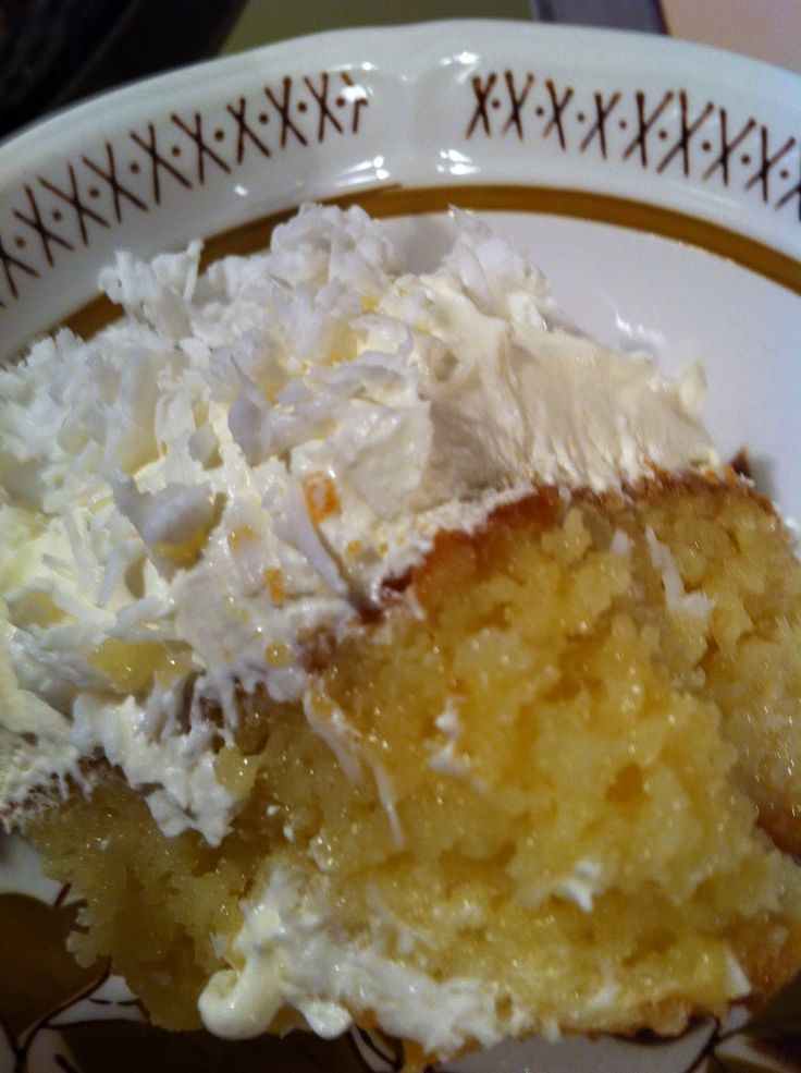 Nana's Recipe Box: Very Moist Coconut Sheet Cake