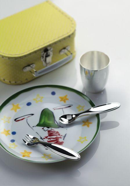 "#Raynaud - Limoges #porcelain - ""Le petit cuisinier gourmand"" collection"