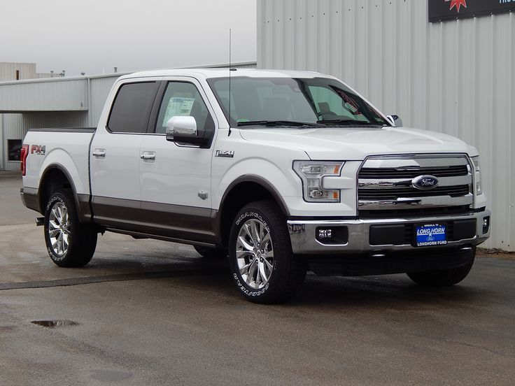 2015 Ford F150 King Ranch 4X4 The all new 2015 Ford F150 has