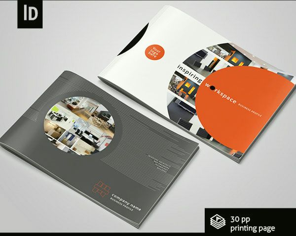 94 Best Brochure Design Template Images On Pinterest Brochure