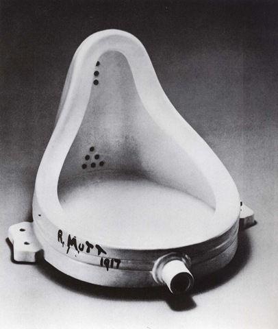 Marcel Duchamp 1917