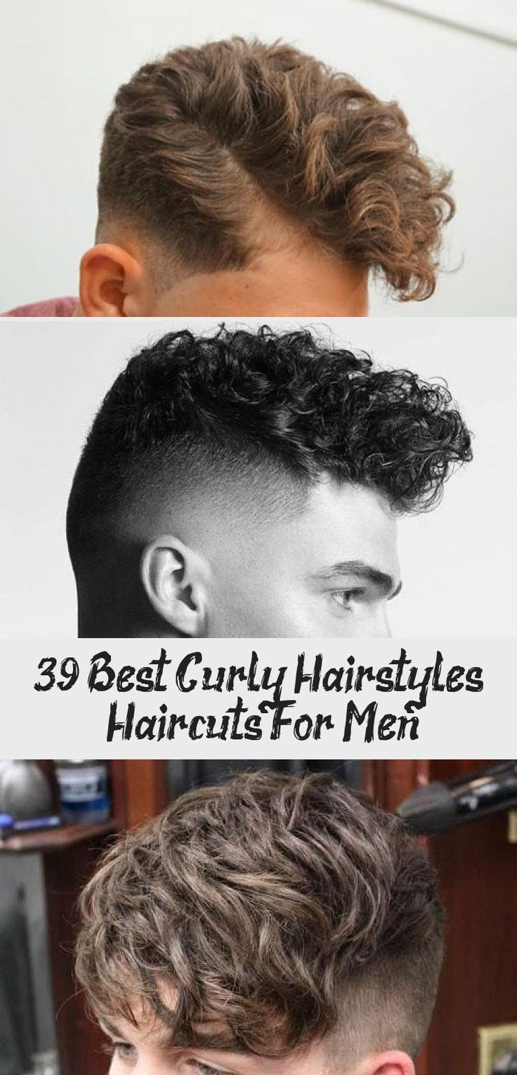 38+ Cool hairstyles for guys with curly hair inspirations