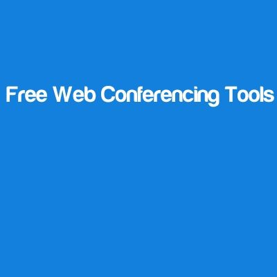 Are you looking for a Free Web Conferencing Tool? Check the 15 Free Web Conferencing Tools article.