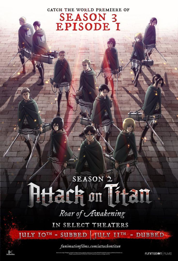 Attack on Titan The Roar of Awakening (2018) F U L L