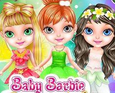Barbie Bebelus la Salonul Zanelor