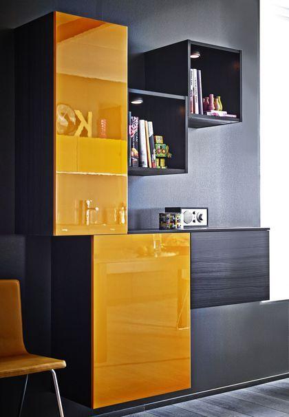 Nouvelle couleur pour les façades des cuisines Ikea : un jaune-moutarde brillant
