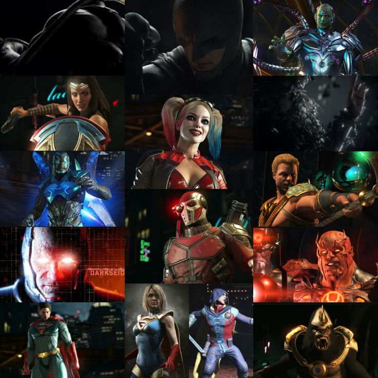 how to get characters in injustice 2