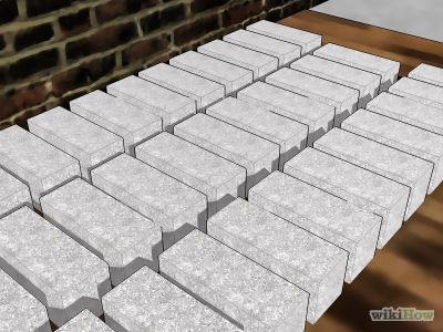 How to Make Bricks from Concrete -- via wikiHow.com