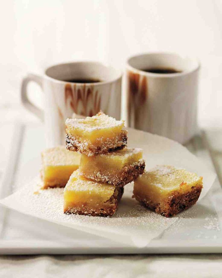 Coconut-Key Lime Squares Recipe | Follow @MS_Living on Pinterest for more recipes and inspiration from the editors of Martha Stewart Living.