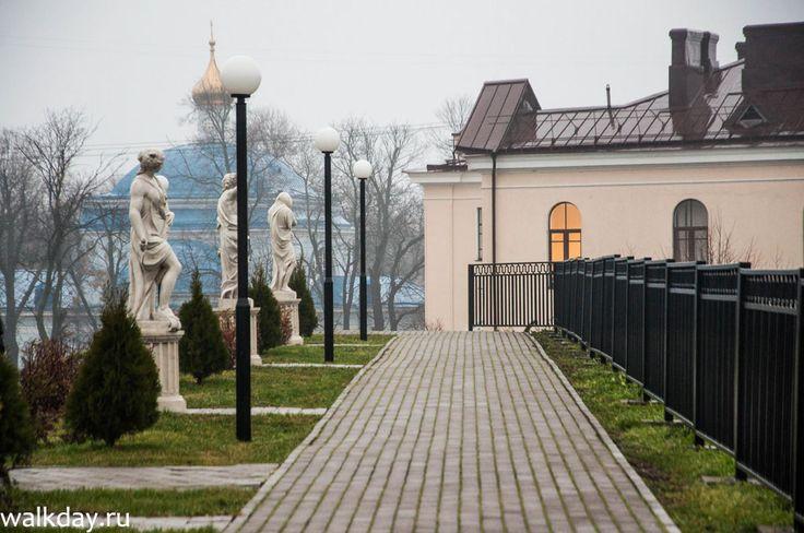 Двор художественного музея
