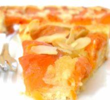 Recette - Tarte aux abricots et à la frangipane - Proposée par 750 grammes