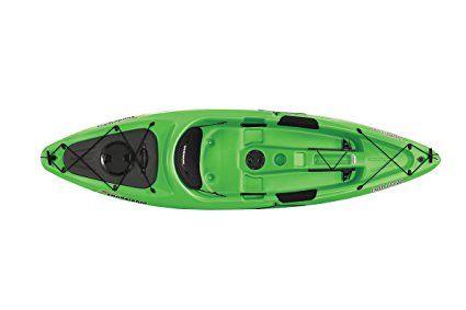 Amazon.com : Sun Dolphin Bali SS Sit-on top Kayak (Red, 10-Feet) : Sports & Outdoors