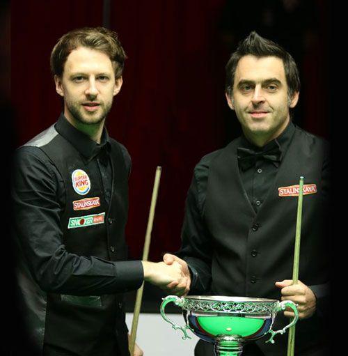 Snooker - Truimp a castigat Mastersul European de la Bucuresti