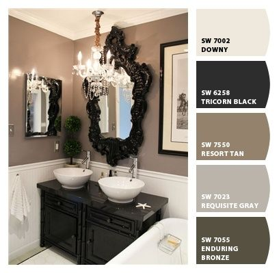Chip It! by Sherwin-Williams – BLACKS