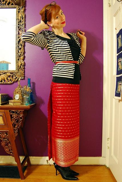 fine sarong