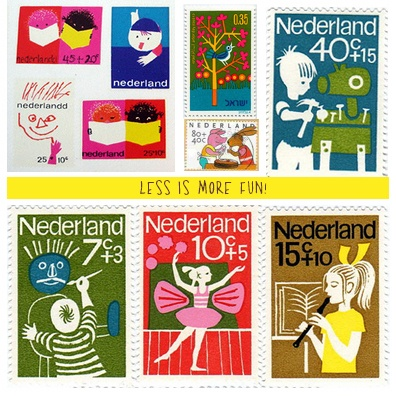 dutch stamp designs