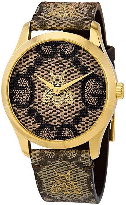 0cc89a6d1533dc GUCCI G-Timeless Armbanduhr YA1264068A: Amazon.de: Uhren | Uhren ...