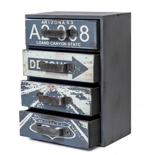 Untungjawa | laci box kotak drawer storage industrial dekor interior design