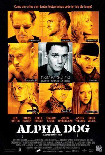 Alpha Dog Movie Poster (11 x 17 Inches - 28cm x 44cm) (2006) Brazilian Style A -(Emile Hirsch)(Justin Timberlake)(Anton Yelchin)(Shawn Hatosy) Alpha Dog Poster Mini Promo (11 x 17 Inches - 28cm x 44cm) Brazilian Style A. The Amazon image is how the poster will look; If you see imperfections they will also be in the poster. Mini Posters are ideal for customizing small spaces; Same exact image as a ... #MG_Poster #Home