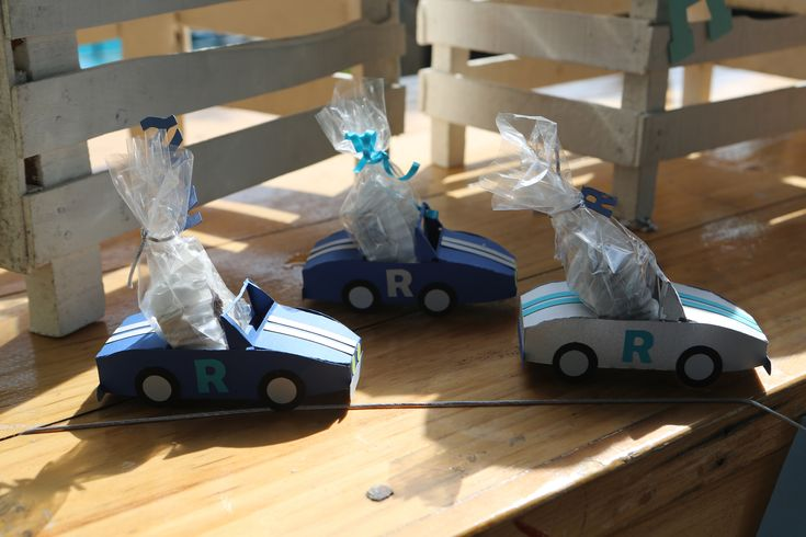 Car Themed Baby Shower