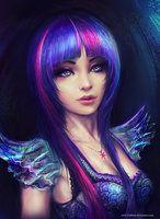 Twilight Sparkle by Indiron