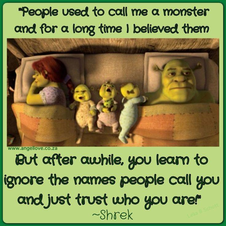 Shrek Is Dreck Meaning