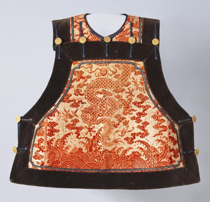 Philadelphia Museum of Art - Collections Object : Child's Vest, China