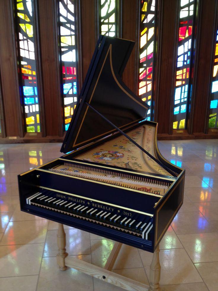 15 best Harpsichord images on Pinterest | Musical ...