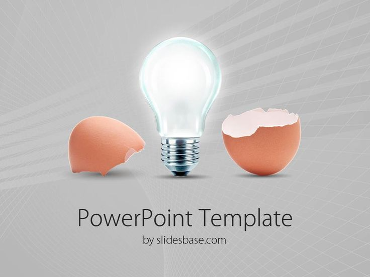 Hatching Idea Powerpoint Template On Pinterest Discover
