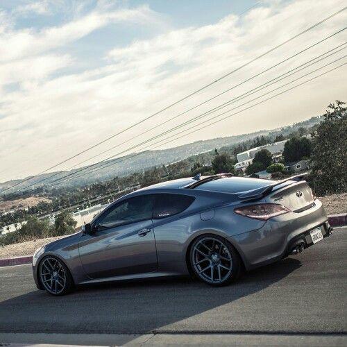 Hyundai Genesis coupe - https://www.pinterest.com/dapoirier/cars/