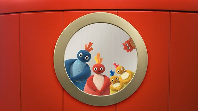 BBC Blogs - CBeebies Grown-ups - Twirlywoos: creating the characters
