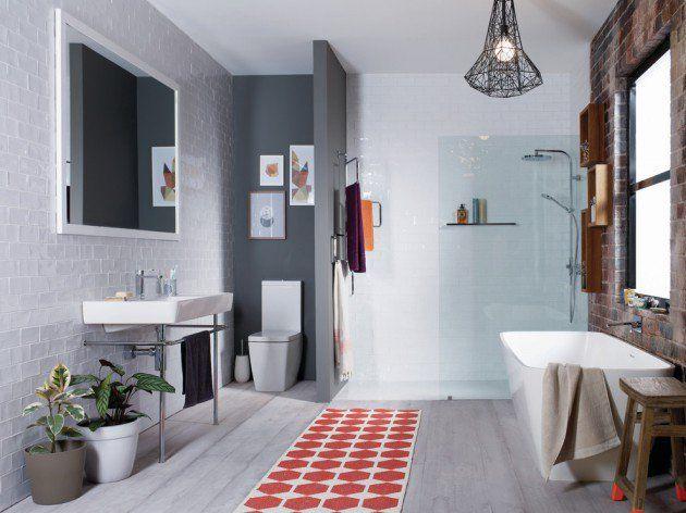 15 mê Scandinavian tắm Để Làm mới Trang chủ của bạn Với