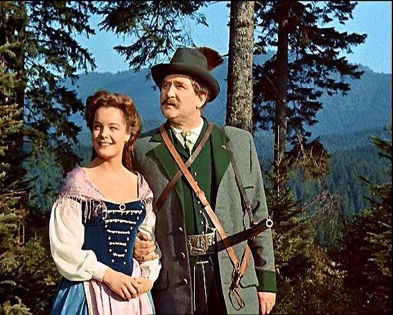 """""""Ich sag dir eins, mein Kind. Wenn du einmal im Leben Kummer und Sorgen has, dann geh' so wie jetzt mit offenen Augen durch den Wald. Und in jedem Baum, und in jedem Tier und in jeder Blume werde die Allmacht Gottes dir zu bewusst sein kommen und dir Trost und Kraft geben."""" -Herzog Maximilian von Bayern"""
