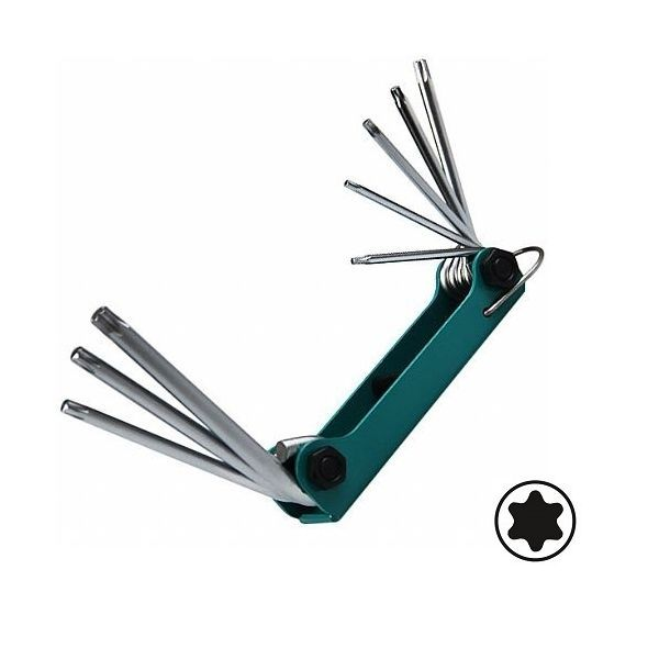 Allen Torx Σουγιάς Σετ 8 τμχ Force 5083F | electrictools.gr