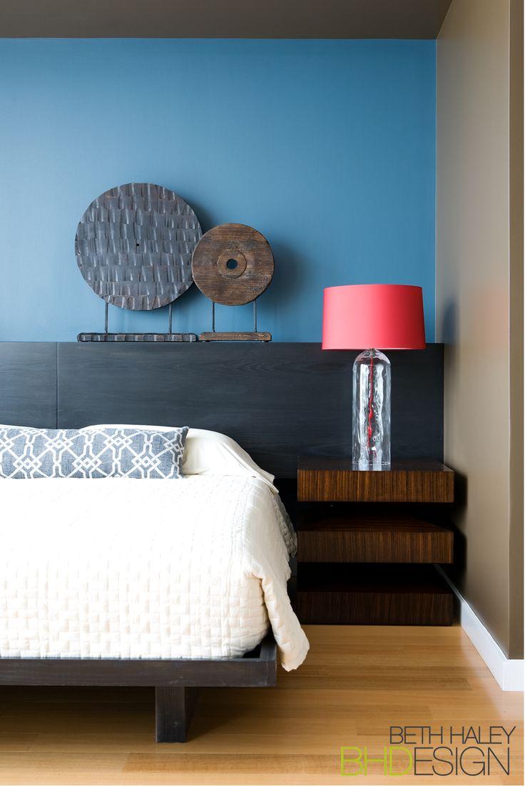 Modern/ Rustic Loft Bedroom