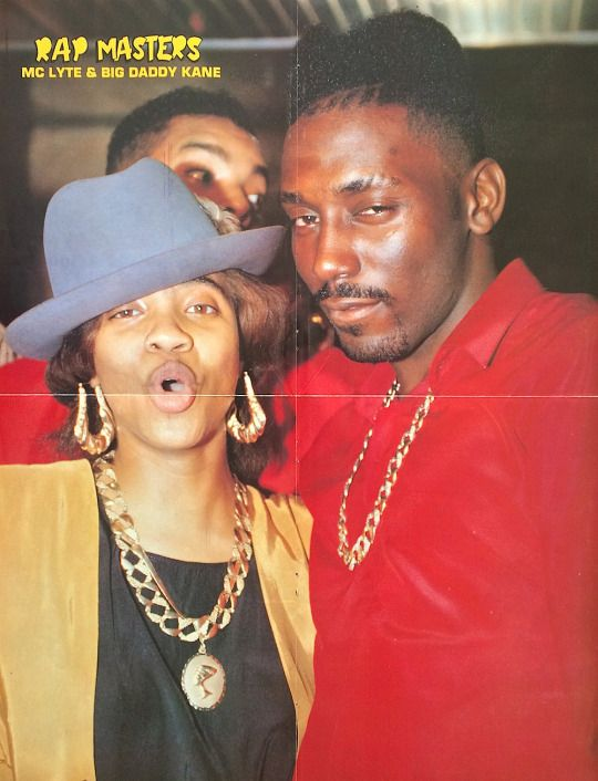 MC Lyte & Big Daddy Kane                                                                                                                                                     More
