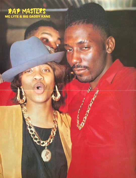 MC Lyte & Big Daddy Kane