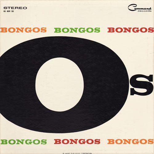 Bongos Bongos Bongos (1959). Charles E. Murphy