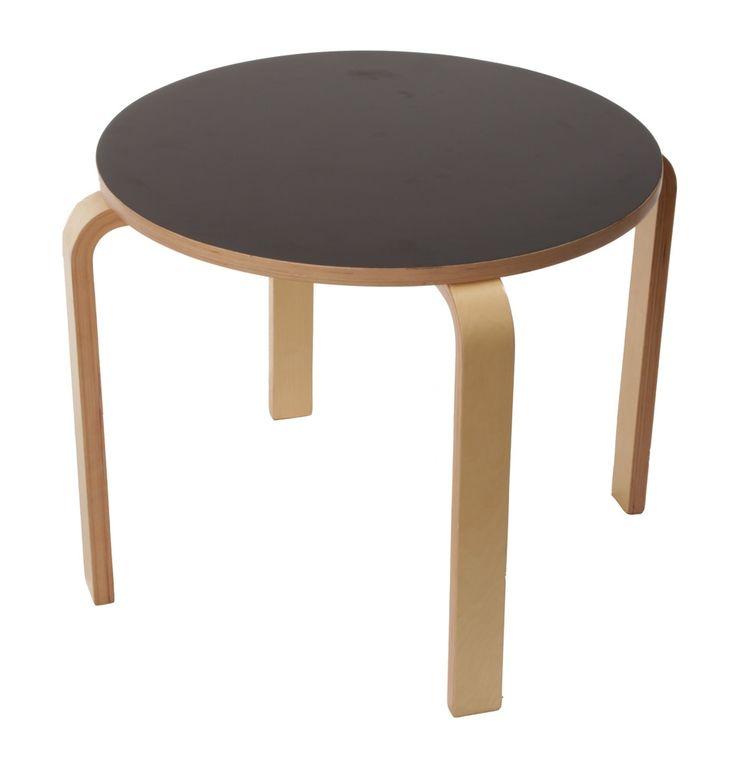 Replica Alvar Aalto Table 90B by Alvar Aalto - Matt Blatt