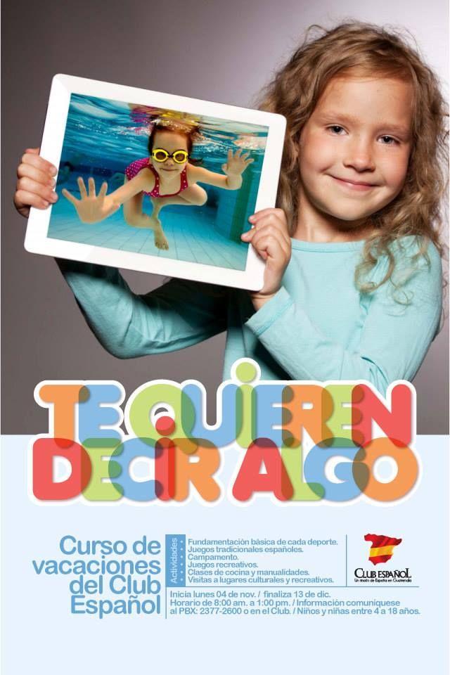 Curso de vacaciones Centro Español. 2013