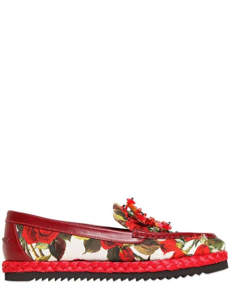 Collezione scarpe Dolce e Gabbana Primavera Estate 2015  (Foto 35/35) | Shoes