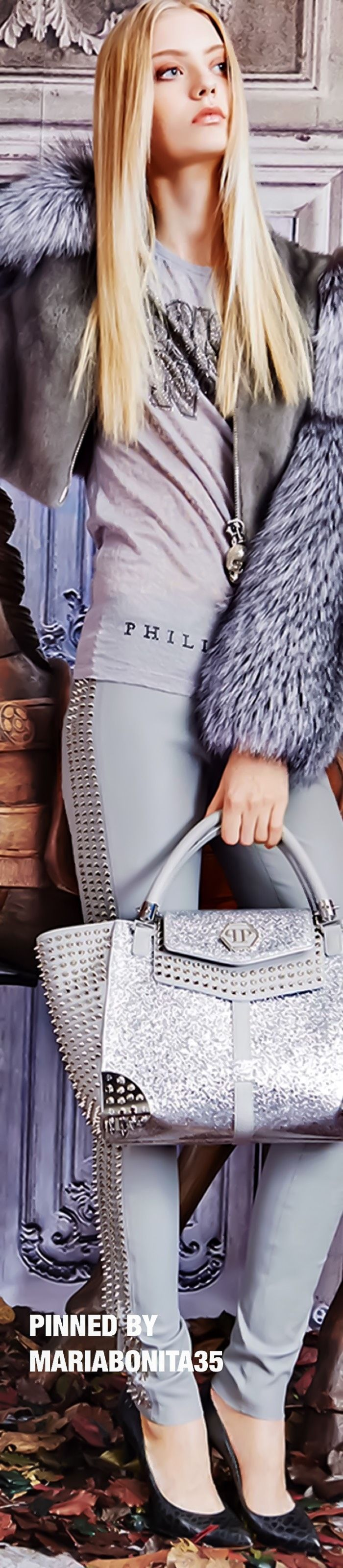 Phillipp Plein Pre-Fall 2015-16