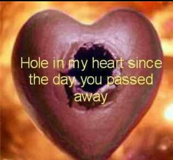 Will live the rest of my life with this hole in my heart... 11/7/85 - 6/23/14
