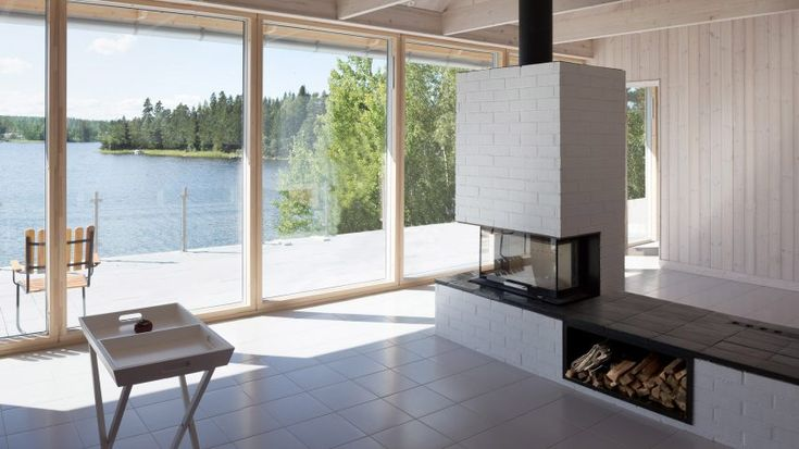Hus Nilsson by Tina Bergman Architect