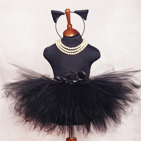 Карнавальный костюм черная кошечка