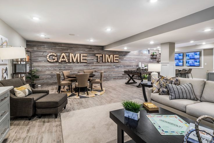 Design Your Finished Basement To Meet Your Family S Needs Learn