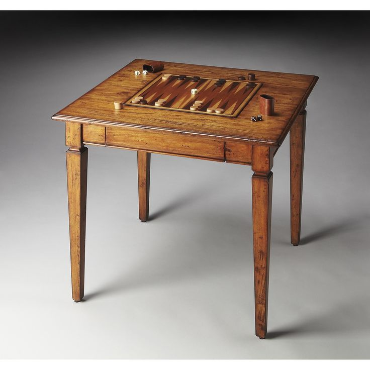Lowest Price Online On All Butler Specialty Mountain Lodge Game Table    2364120