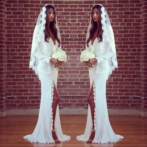 Stone cold fox wedding dress wed pinterest for Stone cold fox wedding dress