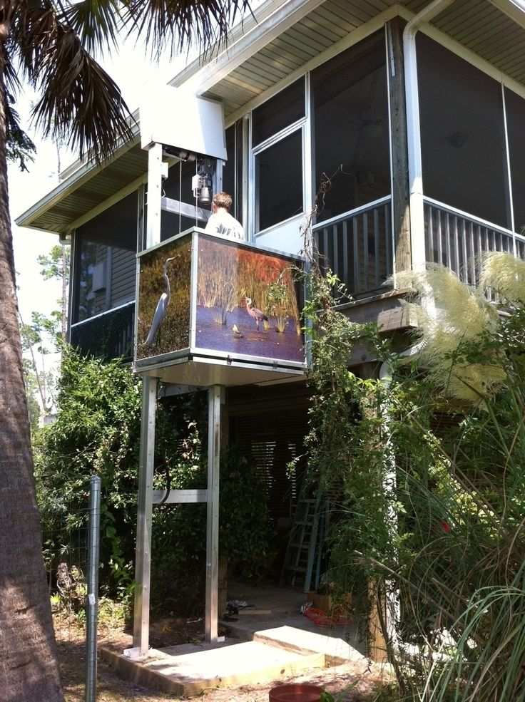 Outdoor Elevators | For the Home | Pinterest | Elevator ...